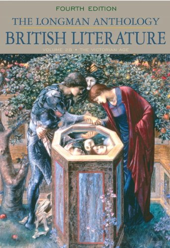 9780205655267: The Longman Anthology of British Literature, Volume 2B: The Victorian Age (4th Edition)