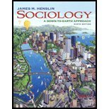 9780205655908: Sociology: A Down-to-Earth Approach, Books a la Carte Plus MySocLab Pegasus (9th Edition)