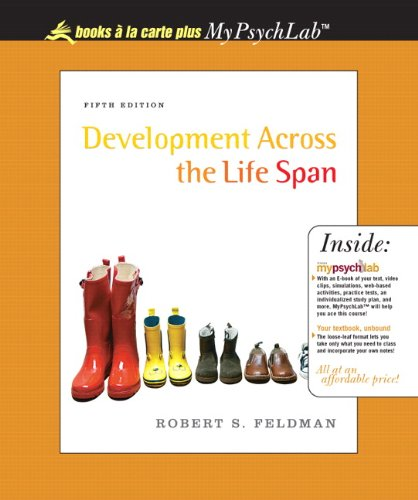 9780205656523: Development Across the Life Span, Unbound (for Books a la Carte Plus) (5th Edition)