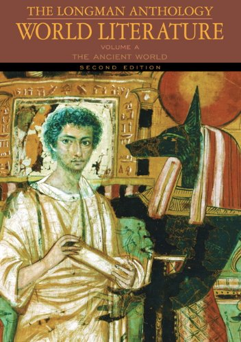 9780205657285: Longman Anthology of World Literature, Volume A: The Ancient World Value Pack (includes Longman Anthology of World Literature, Volume B: The Medieval ... C: The Early Modern Period) (2nd Edition)