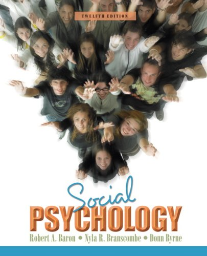 9780205657513: Social Psychology Value Package (includes Grade Aid Workbook for Social Psychology) (12th Edition)