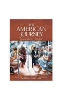 9780205657742: American Journey, The, Concise Edition, Volume 2 with MyHistoryLab and Pearson eText