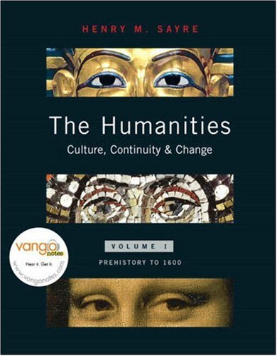 9780205658909: The Humanities: Culture, Continuity, and Change, Volume 1 (with MyHumanitiesKit Student Access Code Card) (MyHumanitiesKit Series)