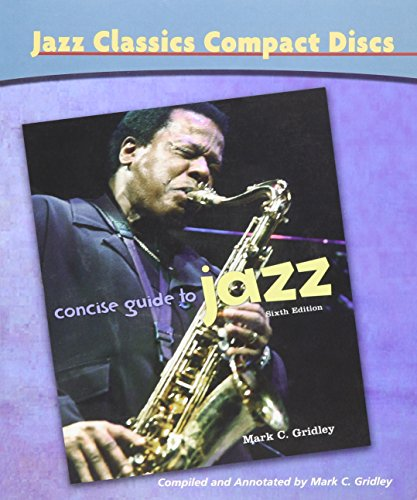 9780205659456: Jazz Classics CDs for Concise Guide to Jazz