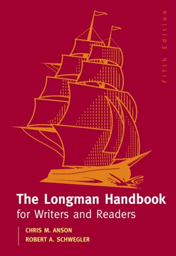 9780205661664: Longman Handbook for Writers and Readers, The (with MyCompLab NEW with Pearson eText Student Access Code Card) (5th Edition)
