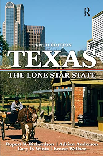 9780205661688: Texas: The Lone Star State