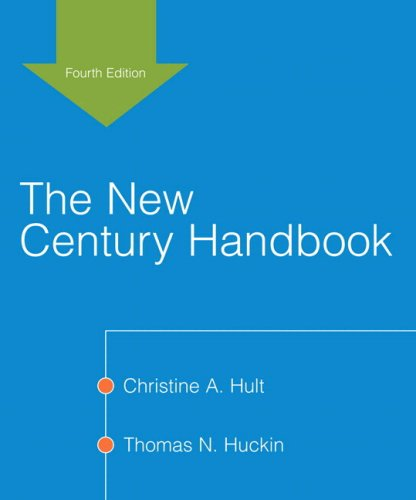 9780205661770: The New Century Handbook, 4th Edition (Book & MyCompLab NEW with E-Book Student Access Code Card)