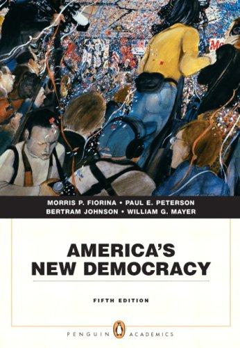 9780205662937: America's New Democracy (5th Edition)