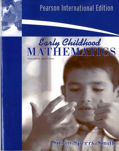 9780205663873: Early Childhood Mathematics: International Edition