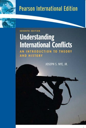 9780205664399: Understanding International Conflicts: An Introduction to Theory and History: International Edition