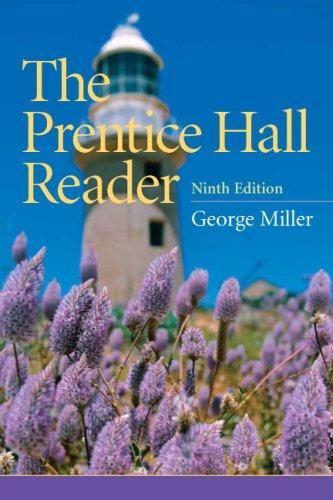9780205664528: The Prentice Hall Reader