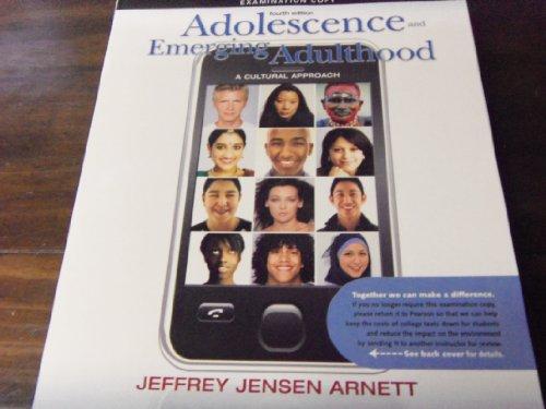 9780205665259: Adolescence and Emerging Adulthood EXAMINATION COPY