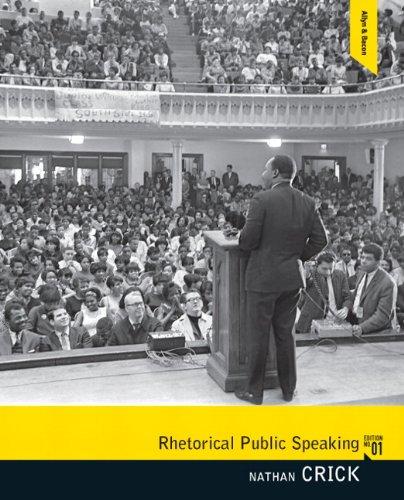 9780205665587: Rhetorical Public Speaking