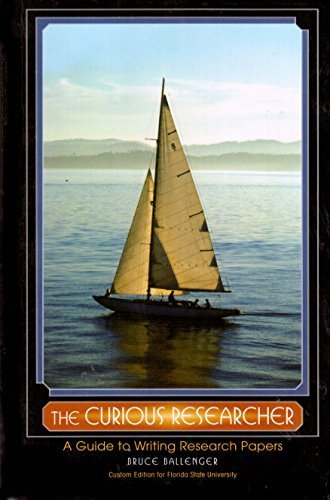 9780205666348: Curious Researcher, by Ballenger, 6th Edition