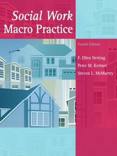 9780205668007: Social Work Macro Practice Value Pack (includes MyHelpingLab Student Access& American Social Welfare Policy: A Pluralist Approach with Research Navigator)