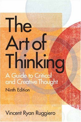 9780205668335: Art of Thinking, The (9th Edition)