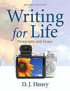9780205668724: Writing for Life Paragraphs and Essays/Second Edition/Annotated Instructor's Edition
