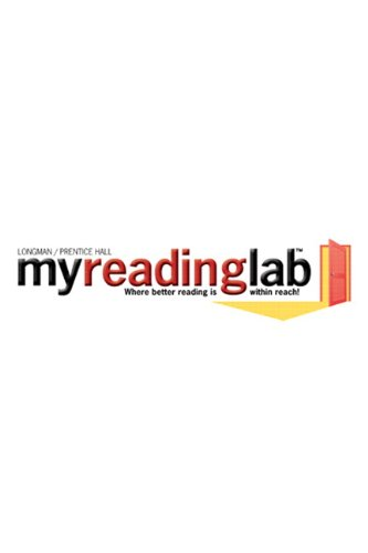 9780205669004: MyReadingLab without Pearson eText -- Standalone Access Card