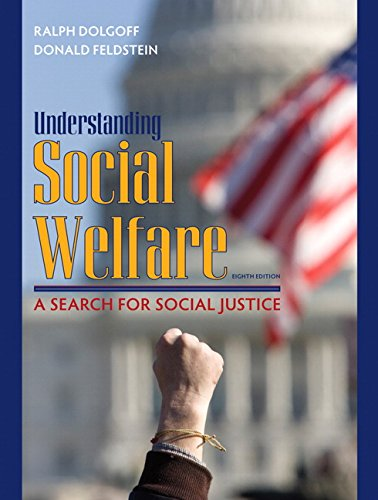 9780205672738: Understanding Social Welfare: A Search for Social Justice (8th Edition)