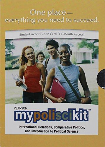 9780205673056: MyPoliSciKit - Valuepack Access Card