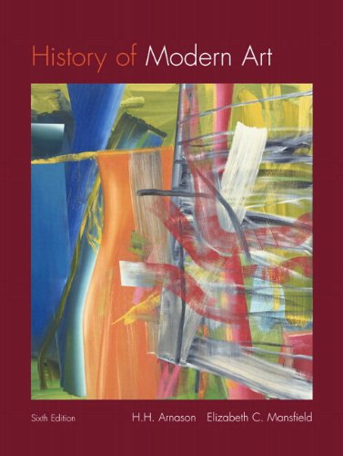 9780205673674: History of Modern Art (Hard cover) (6th Edition)