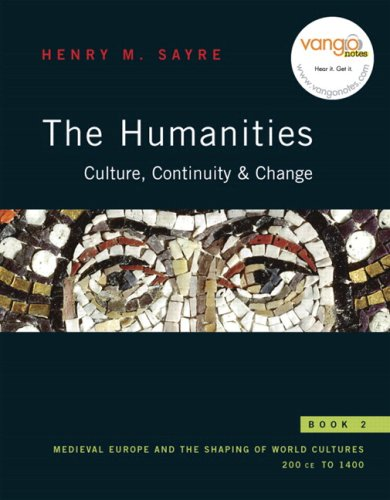 9780205674855: The Humanities: Culture, Continuity, and Change, Book 2 (with MyHumanitiesKit Student Access Kit) (MyHumanitiesKit Series)