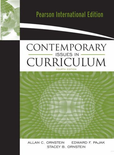9780205676675: Contemporary Issues in Education, Fourth Edition