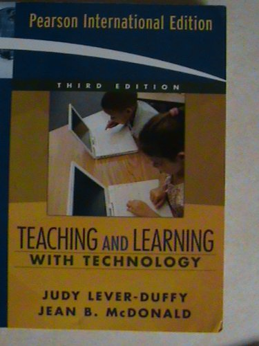 9780205677115: Teaching and Learning with Technology Plus MyLabSchool