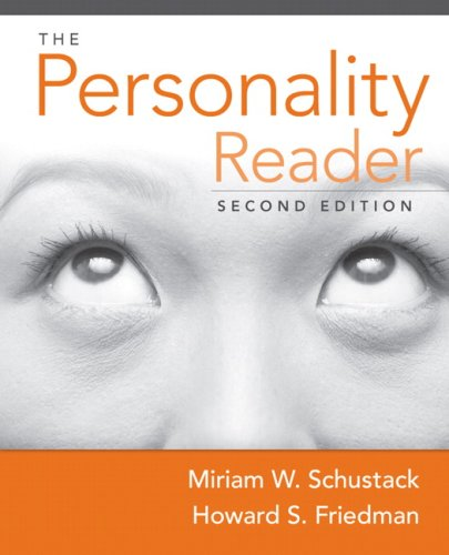 9780205677832: Personality Reader- (Value Pack w/MySearchLab) (2nd Edition)