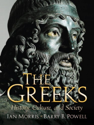 9780205678242: Greeks: History, Culturend Society- (Value Pack w/MySearchLab)