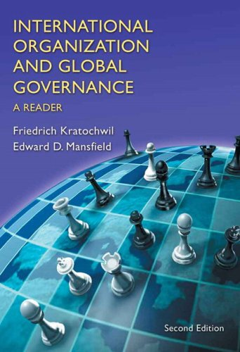 9780205678259: International Organization and Global Governance: A Reader