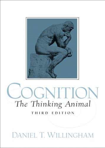 9780205678471: Cognition: The Thinking Animal [With Access Code]