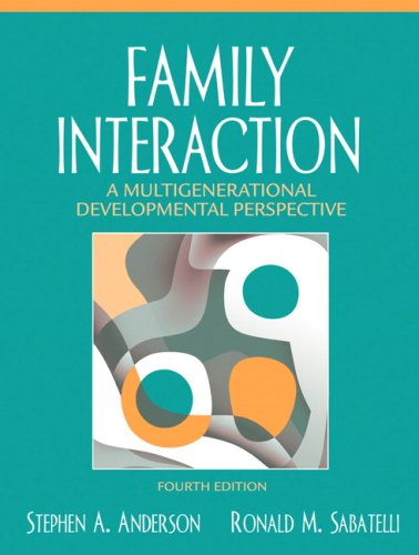 9780205678495: Family Interaction: A Multigenerational Developmental Perspective [With Access Code]