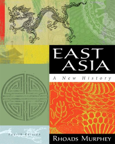 9780205678501: East Asia: A New History- (Value Pack w/MySearchLab)