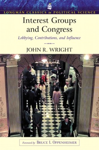 9780205678990: Interest Groups And Congress: Lobbying, Contributions And Influence (Longman Classics Series)- (Value Pack w/MySearchLab)