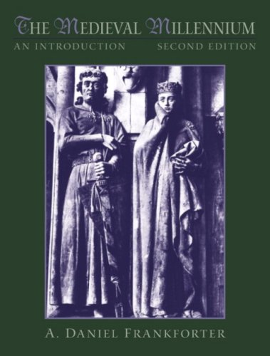 9780205679010: Medieval Millennium: An Introduction- (Value Pack w/MySearchLab) (2nd Edition)
