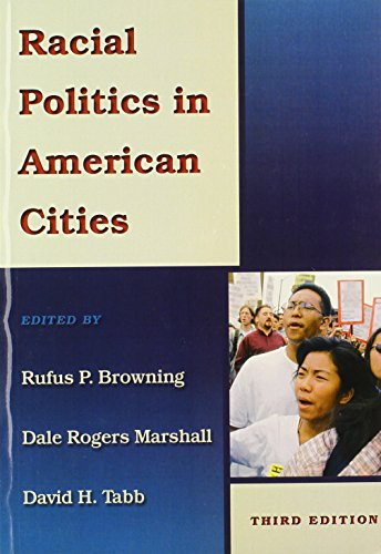 9780205679027: Racial Politics In American Cities- (Value Pack w/MySearchLab) (3rd Edition)