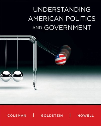 9780205679898: Understanding American Politics and Government (Paperback)