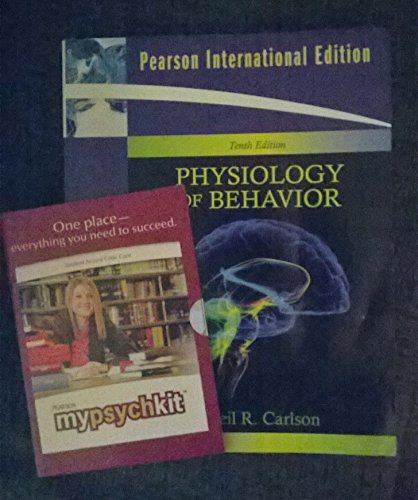 9780205683086: Physiology of Behavior: International Edition