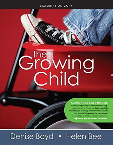 9780205683857: The Growing Child