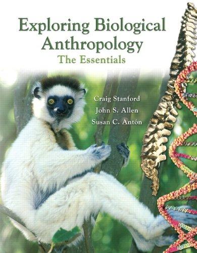 biological anthropology 3rd edition pdf
