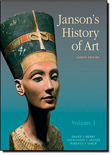 9780205685189: 1: Janson's History of Art: The Western Tradition, Volume I (8th Edition)