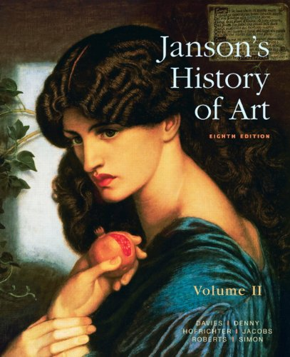 9780205685196: Janson's History of Art: The Western Tradition, Volume II (8th Edition)