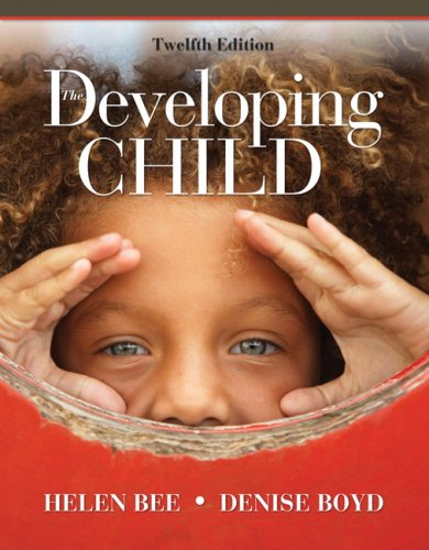 9780205685936: The Developing Child: United States Edition (Mydevelopmentlab (Access Codes))