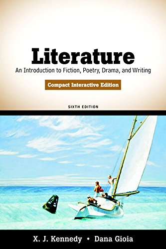 9780205686094: Literature: An Introduction to Fiction, Poetry, Drama, and Writing, Compact Interactive Edition (6th Edition)
