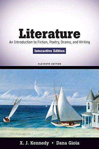 9780205686117: Literature: An Introduction to Fiction, Poetry, Drama, and Writing, Interactive Edition (11th Edition)