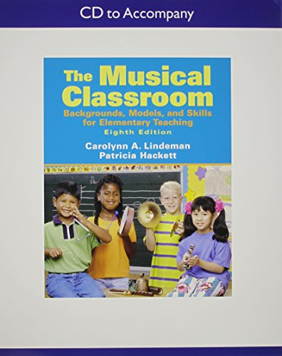 9780205687473: Compact Disc for Musical Classroom