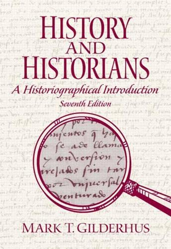 9780205687534: History and Historians (7th Edition)