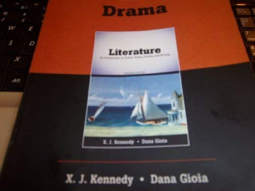 Instructor's Manual for Literature: An Introduction to: X. J. Kennedy,
