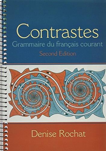 9780205689026: Contrastes: Grammaire du français courant and Workbook (2nd Edition)